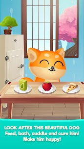 My Dog Shibo 2 – Virtual pet with Minigames 2