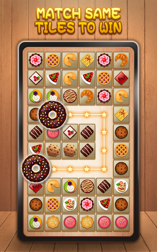 Tile Connect - Free Tile Puzzle & Match Brain Game 1.5.0 screenshots 11