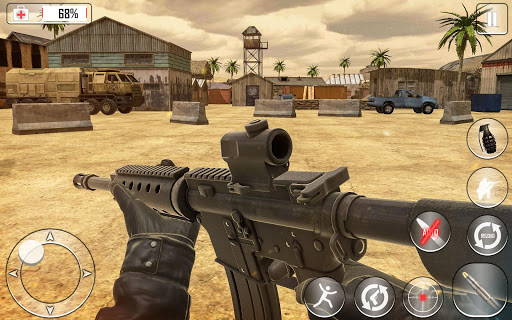 Modern Battlefield Mission II: Shooting Games 2021 1.4.2 screenshots 3