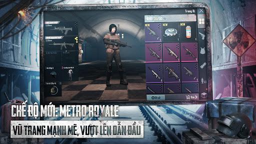 PUBG MOBILE VN - METRO ROYALE 1.1.0 screenshots 3