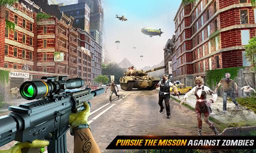 Real Sniper Shooter: FPS Sniper Shooting Game 3D 55 Screenshots 5