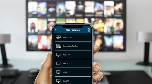 CCP Universal TV Remote Control  screenshots 5