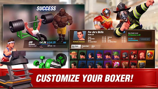 Boxing Star [MOD + Unlimited Money] 5