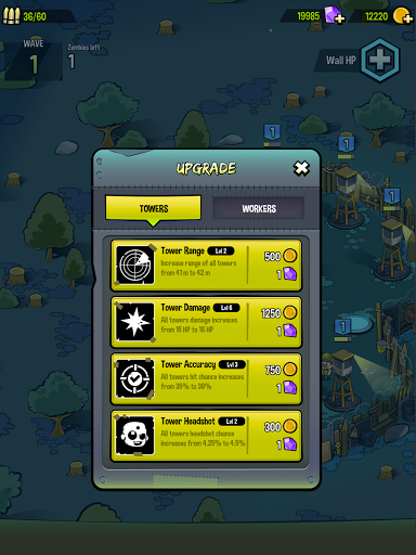 Zombie Towers 13.0.17 screenshots 10