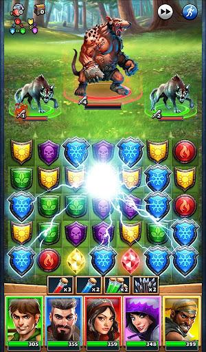 Empires & Puzzles: Epic Match 3 goodtube screenshots 21