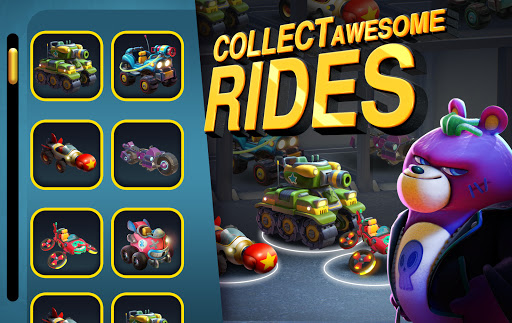 Action Toys android2mod screenshots 9