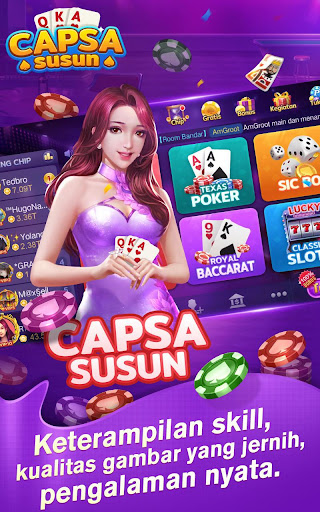 Capsa Susun Online:Poker Free 2.17.0.0 screenshots 8