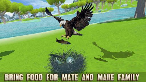 Golden Eagle Survival Simulator: Fish Hunting 3D 1.3 screenshots 3
