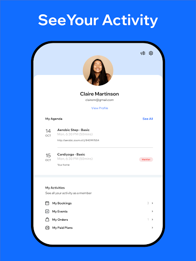Spaces: Connect with Your Favorite Business.  screenshots 12