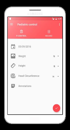 Baby App, Baby tracker 1.1.1 Screenshots 7