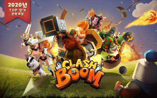 ud074ub798uc2dc ubd90(Clash Boom) screenshots 1