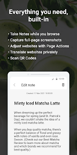 Vivaldi: Private Browser for Android  Screenshots 4