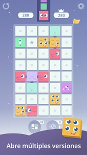 Cubitos Dormilones / Sleepy Squares Screenshot