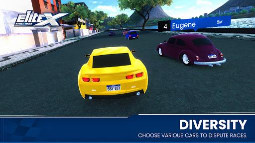 Elite X - Street Racer  screenshots 1