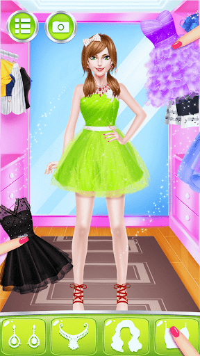 Code Triche Hollywood Star Party Salon (Astuce) APK MOD screenshots 2