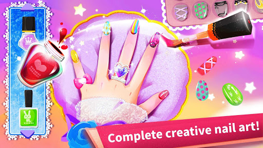 Princess Makeup: Snow Ball 8.52.00.01 screenshots 2