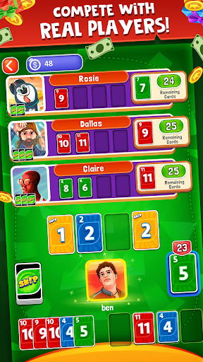Skip-Solitaire 1.9 screenshots 2