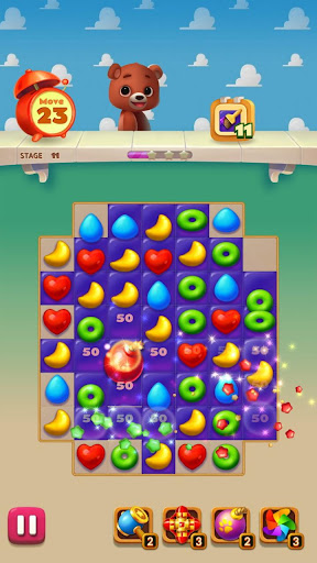 Toy Bear Sweet POP : Match 3 Puzzle 1.5.5 screenshots 22