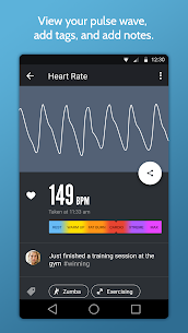 Instant Heart Rate+ Mod Apk: Heart Rate & Pulse Monitor (Premium Features Unlocked) 3