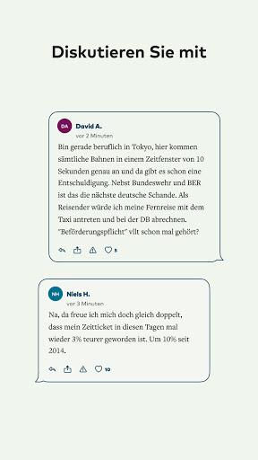 WELT News u2013 Nachrichten live  screenshots 5