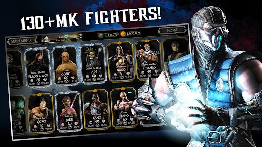MORTAL KOMBAT: The Ultimate Fighting Game! 3.4.1 screenshots 3