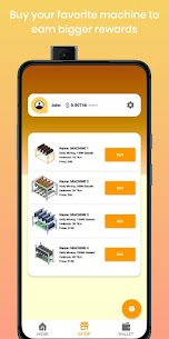 Daily Bitcoin Rewards – Cloud Based Mining System For Android 5