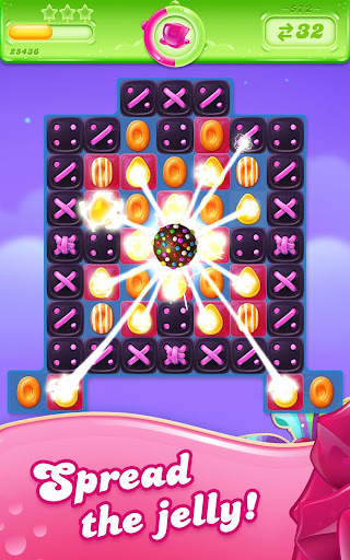 Candy Crush Jelly Saga 2.54.7 screenshots 17