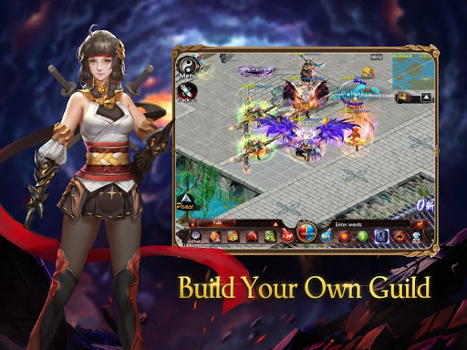 Conquer Online - MMORPG Action Game 1.0.8.0 screenshots 10