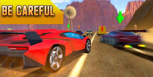 Traffic Car Racing: Highway Driving Simulator  screenshots 8