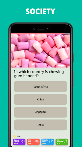Free Trivia Game. Questions & Answers. QuizzLand. 2.0.201 screenshots 18