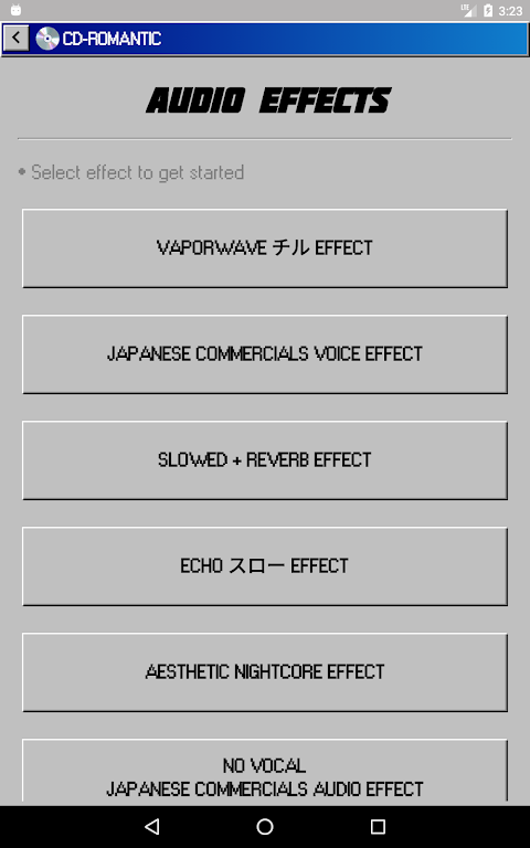 CD-ROMantic PRO 🌴: Vaporwave Music & Video Maker  poster 12
