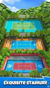 Tennis GO : World Tour 3D MOD (Free Rewards) 1