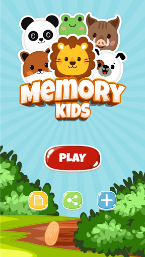 MemoKids: toddler games free. adhd games. Memotest apkmr screenshots 10