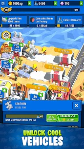 Idle Inventor – Factory Tycoon Apk Download NEW 2021 2