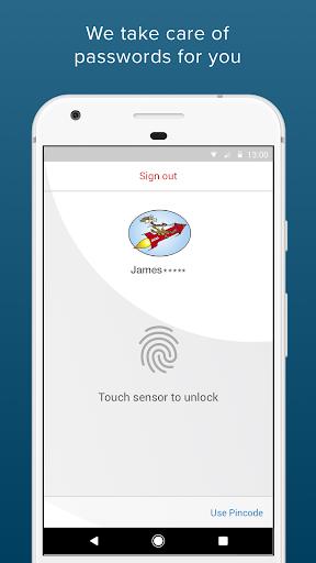 Okta Mobile 4.15.1 screenshots 1