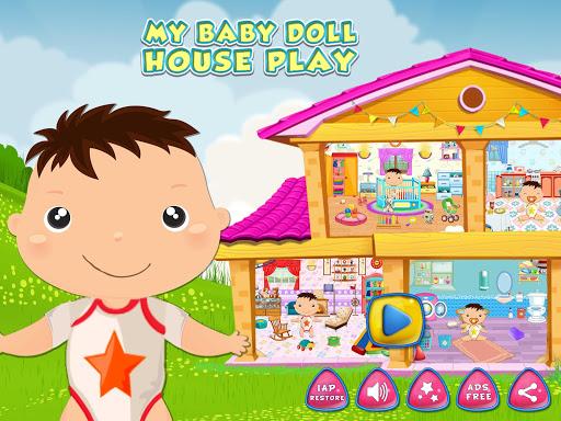 My Baby Doll House Play 5.1 screenshots 1