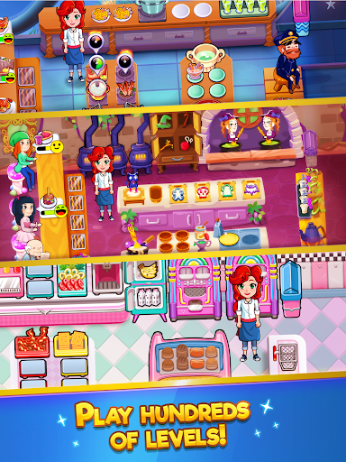 Chef Rescue - Cooking & Restaurant Management Game 2.12.4 Screenshots 13