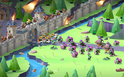 Code Triche Game of Warriors APK Mod screenshots 1
