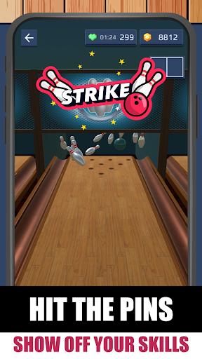 (JP ONLY) Bowling Strike: Free, Fun, Relaxing  screenshots 3