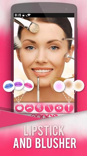 Makeup Photo Grid Beauty Salon-fashion Style 1.7 Screenshots 2
