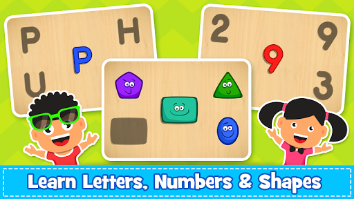 Animal Puzzle for kids - Preschool Learning Games  screenshots 3