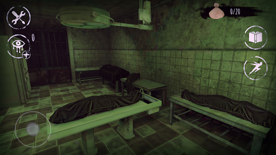 Eyes: Scary Thriller - Creepy Horror Game 6.1.53 Screenshots 15