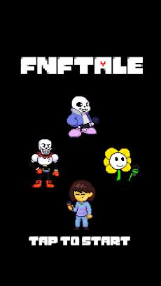 Undertale but FNF gameplayのおすすめ画像3