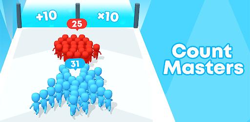 Count Masters: Crowd Clash & Stickman Running Game Versi 1.14.13