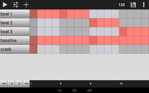 Groove Mixer. Music Beat Maker Screenshot