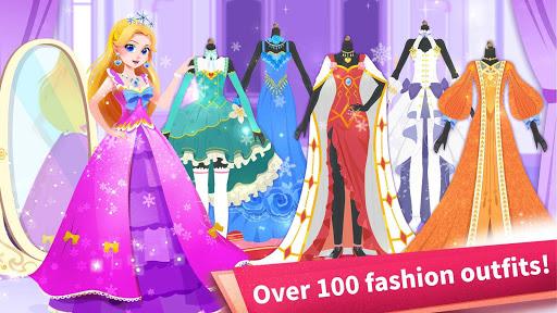 Princess Makeup: Snow Ball  screenshots 4