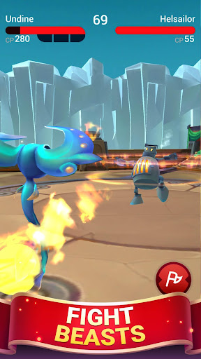 Draconius GO: Catch a Dragon! apkpoly screenshots 4