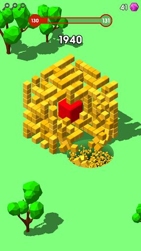 Raze Master: Hole Cube and Blocks Game  screenshots 2