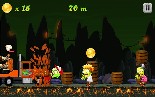 Zombie Attack Screenshot