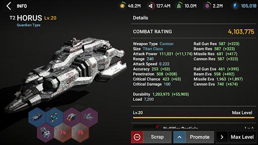ASTROKINGS: Spaceship Wars & Space Strategy 1.30-1168 screenshots 7